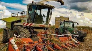 Kukurydza na kiszonkę 2018 ☆ OSTRA POMPA !!!   Usługi Rolnicze PETERA
