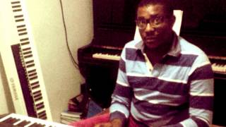 In the Shadow of Your Wings by Ntokozo Mbambo (Yamaha MOXF8-Full Concert Grand Piano)