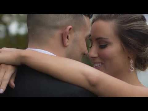Nick & Dani Cinematic Wedding At The Waterview In Monroe, CT