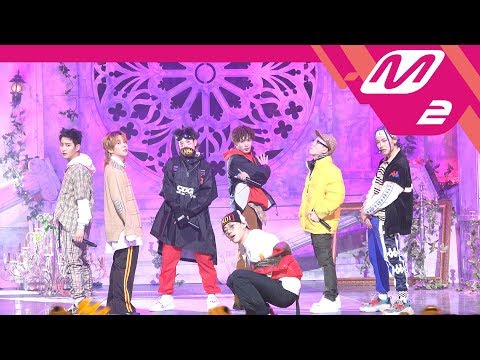 [MPD 4K] Block B Shall We Dance Fancam @ M Countdown _171109