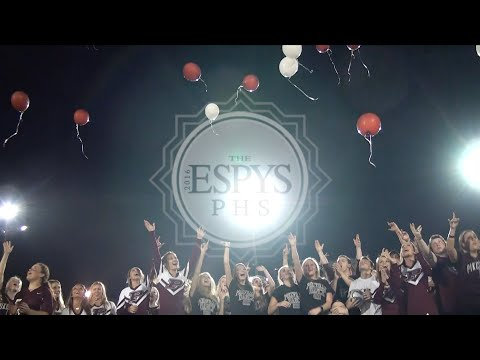 Something Big - Pikeville High School ESPY's 2016 Lip Dub Music Video