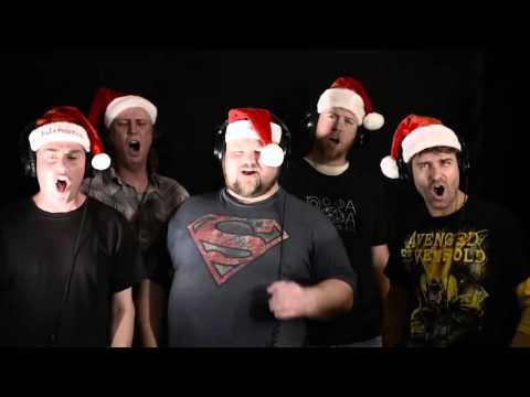 Rudolph The Red Nosed Reindeer (Cover By Metal Collaborations)