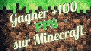 GAGNER +100 FPS AVEC TOUTES LES VERSIONS DE MINECRAFT | Sans Optifine AVEC CARTE GRAPHIQUE NVIDIA !