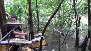 Behind The Scene Madame Saatan - Respira (Ivan Vanzar Drum Solo)