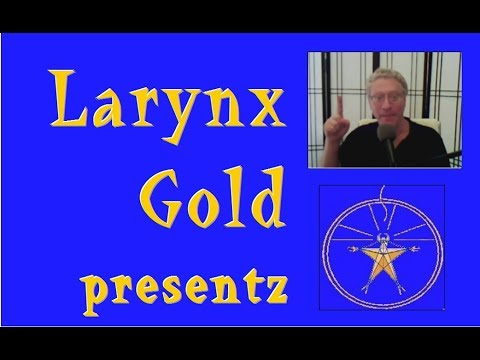 Larynx Gold Presentz: the fascia as an organ of organization, integrity, and support