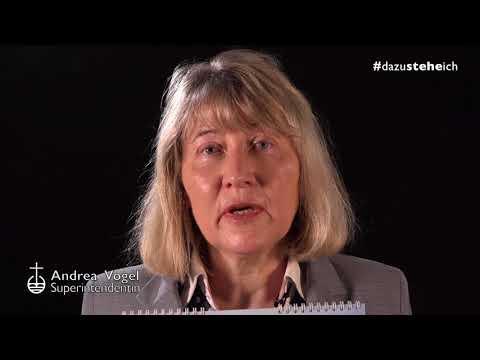 """#dazusteheich - Superintendentin Andrea Vogel zum Thema Sieben Wochen ohne!"""""""