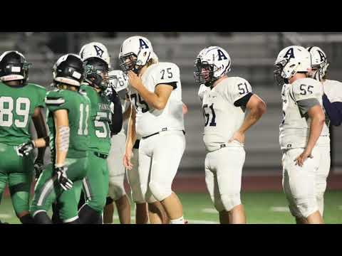 2019 Amador High School Football Highlights