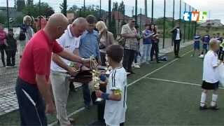 Детский мини футбол Закарпатье-Берегово (мини футбол show)