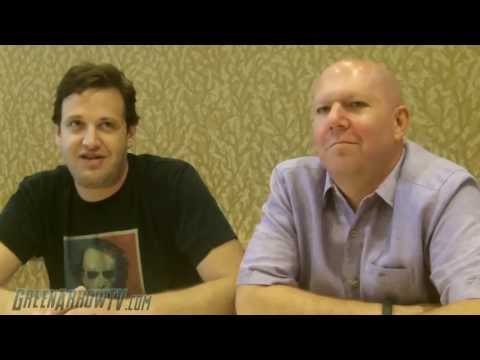ARROW Executive Producers Andrew Kreisberg & Marc Guggenheim Talk Season 2!