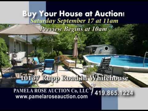 Real Estate Auction in Whitehouse