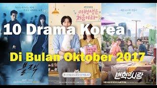 10 Drama Korea Terbaru di Bulan Oktober ( 2017 ) - Pretales