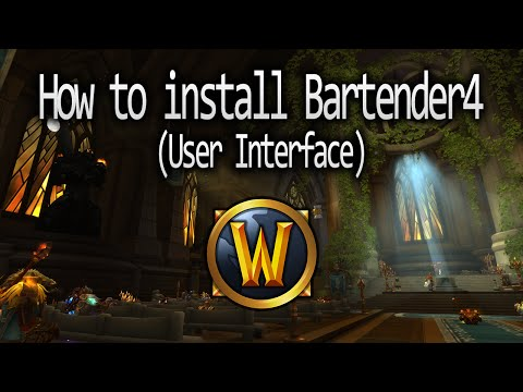 World of Warcraft: How to install Bartender