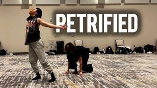 Petrified - Mette   Radix Dance Fix Season 5   Brian Friedman Choreography