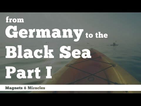 Kayak tour: 2200km down the Danube/Donau river - Part 1 - MaM AFK