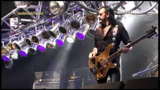 Motörhead - Overkill (Live Sweden Rock)