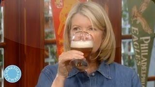 Garrett Oliver's Beer Tutorial - Martha Stewart