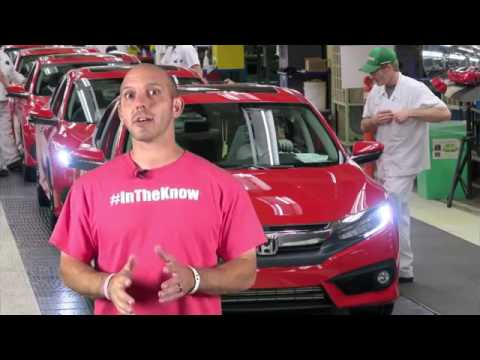 58 Honda News #104 2016 CIVIC STARTS PRODUCTION   HRV GETS WORLD LOVE   MORE CIVIC TYPE R NEWS