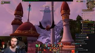 Asmongold Hunts Down Old Rares In WoW