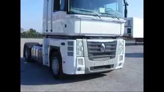 SERCASA - VIDEO RENAULT TRUCKS MAGNUM 480 DXI