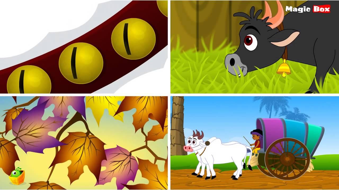 Chinde | Kannada Rhymes For Kids | 2D Animation | Children ...