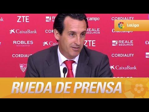 """Emery: """"Esta victoria nos da confianza"""""""