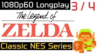 (Part 3 of 4) the Legend of Zelda (Classic NES Series) Levels 5, 6 & 7