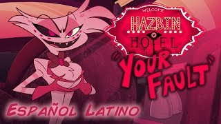 "HAZBIN HOTEL -(CLIP)- ""Your Fault"" [Español Latino]"