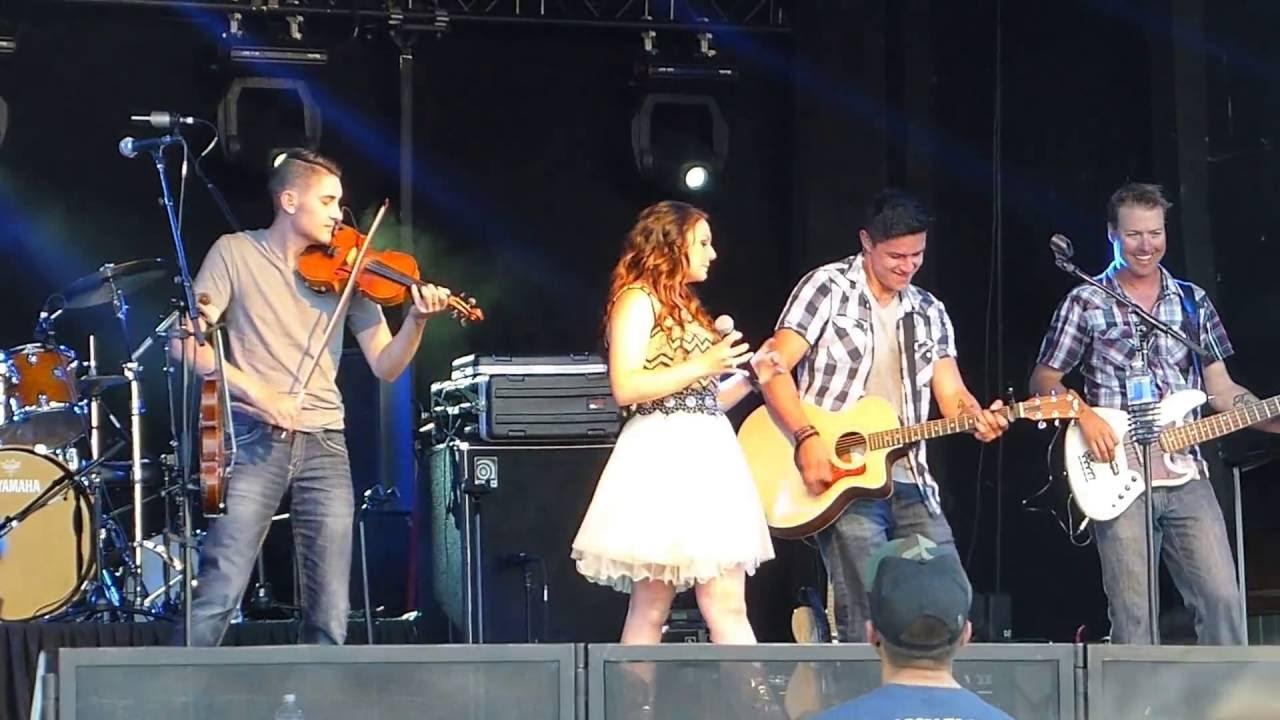 Kendra Kay = Swinging Door = #Winnipeg Red River Ex June 2016 Live ...