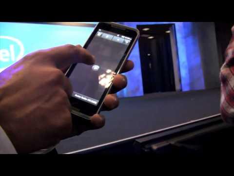 LG GW990 Moorestown Smartphone : CES 2010