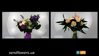 Красивые букеты. Букеты sendFlowers.ua. Стильные букеты из цветов(Букеты от компании UFL можно заказать здесь прямо сейчас http://www.sendflowers.ua/ Это лишь небольшая часть разнообразн..., 2014-01-20T10:03:41.000Z)