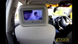 Teach for Thailand ads in taxi by Taximedia Thailand Thumbnail
