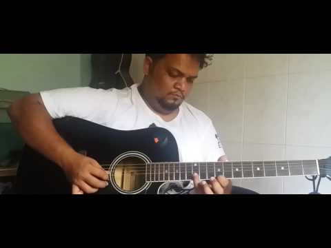 luka chuppi sargam on guitar