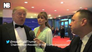 Donald and Ivanka Trump discuss their new DC hotel and the 2016 presidential race