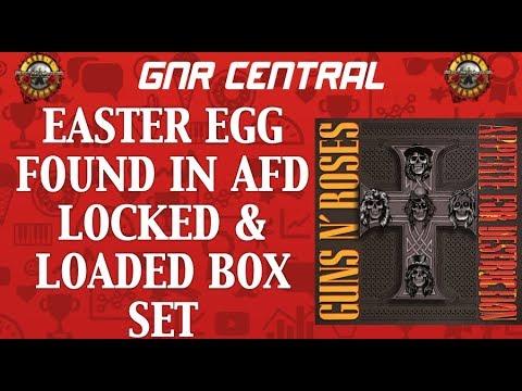 guns n 39 roses news easter egg found in appetite for destruction locked and loaded set youtube. Black Bedroom Furniture Sets. Home Design Ideas