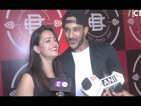 Anita Hasnandani And Rohit Reddy FUNNY Interview 2017