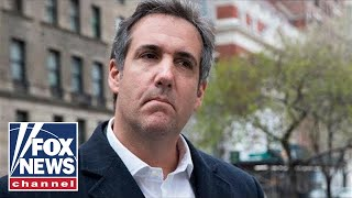 Michael Cohen turns himself in to NYC federal court