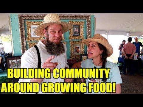 GROWING FOOD GROWS COMMUNITY!