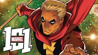 Adam Warlock | Marvel 101