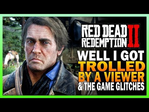 I Got Trolled By A Viewer, But At least It Was Funny - Red Dead Redemption 2 thumbnail