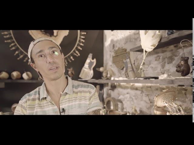 Découvrez la vidéo de Laurent AGIER sur Ludovic Bourgeois