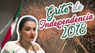 grito de independencia 2018 zócalo cdmx