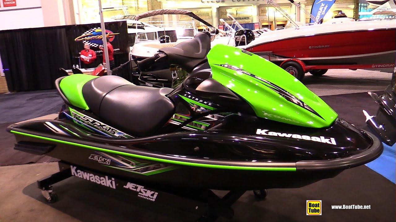 2014 kawasaki jet ski stx-15f - walkaround - 2015 toronto boat