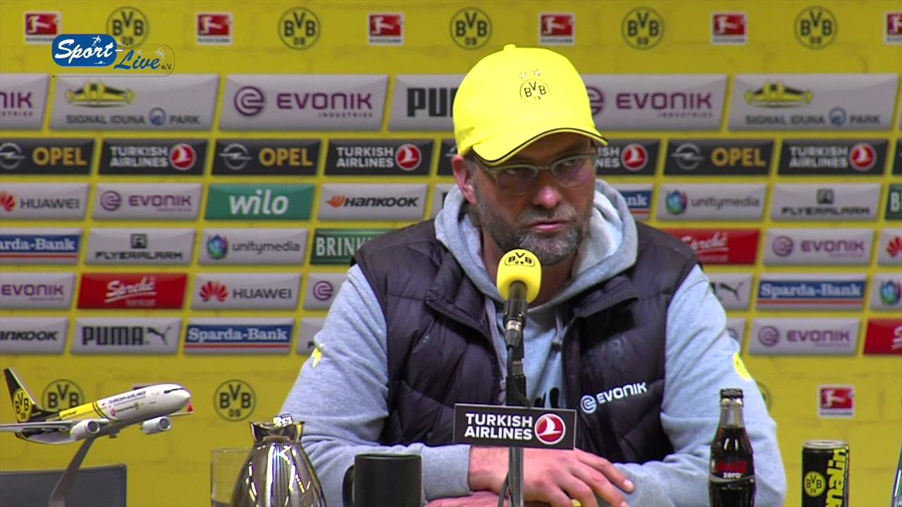 Bundesliga PK: Borussia Dortmund - Eintracht Frankfurt 2:0