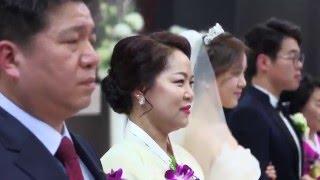 결혼식dvd 촬영 경산컨벤션웨딩홀