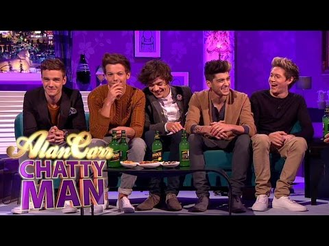 One Direction Love American Fans! | Full Interview | Alan Carr: Chatty Man