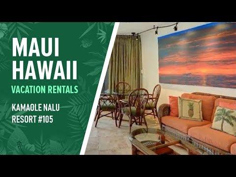 Kamole Nalu Resort 105 - South Kihei Vacation Rentals