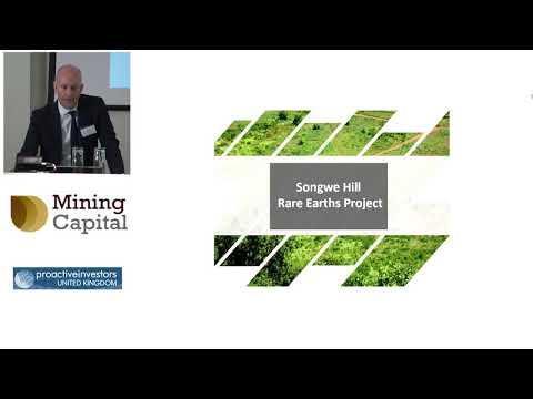 Mkango Resources Ltd - Mining Capital Conference