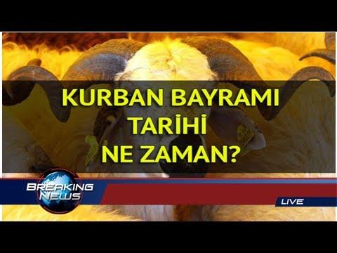 Kurban Bayramı Tarihi Ne Zaman? 2018 Kurban Bayramı Tatili 9 Günlük Olur Mu?