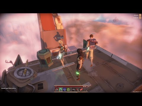 Worlds Adrift | Ship Design and Tier4 PvP in Canton, WA Gameplay