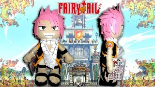 I'm all fired up!| How to make a Natsu Dragneel plushie- Fairy Tail| Tutorial by Cloctor Creations